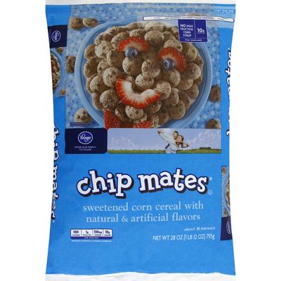Kroger Cereal, Chip Mates Cookie