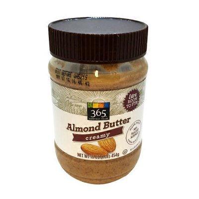 365 Almond Butter, Creamy