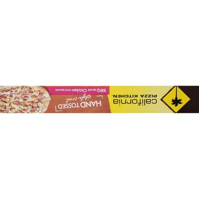 California Pizza Kitchen BBQ Recipe Chicken with Bacon Hand-Tossed Style Crust Pizza