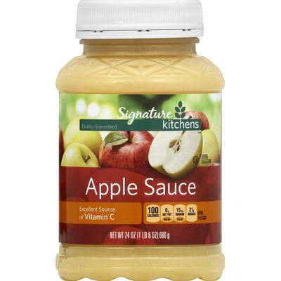 Signature Apple Sauce