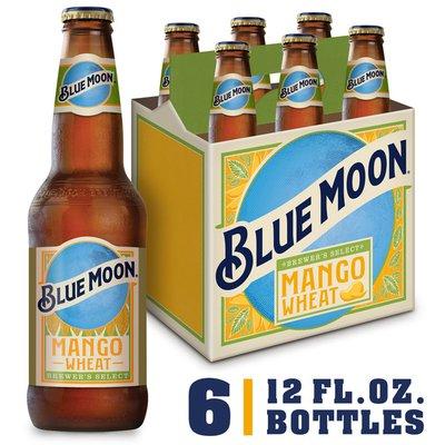 Blue Moon Ale Beer