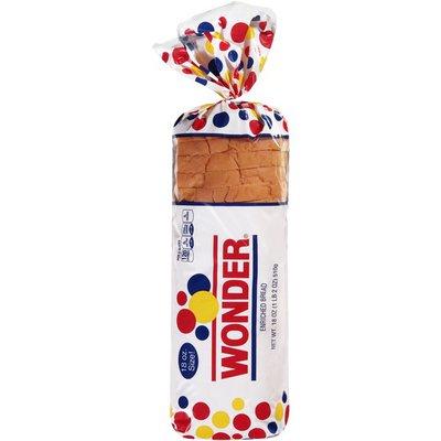 Wonder Bread Enriched Wonder Enriched Bread
