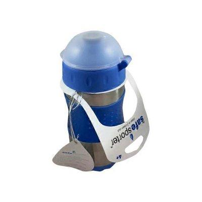 Kid Basix The Safe Sporter Water Bottle,  Blue