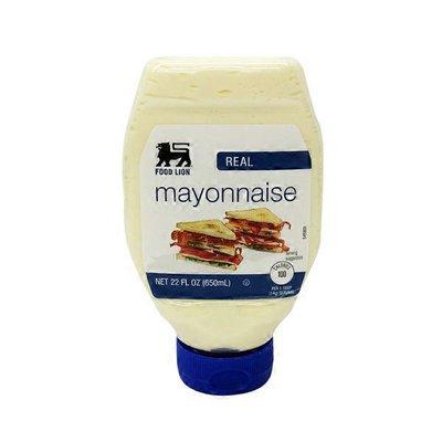 Food Lion Real Mayonnaise