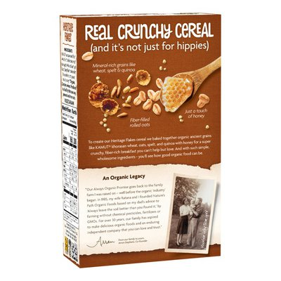 Nature's Path Heritage Flakes Cereal