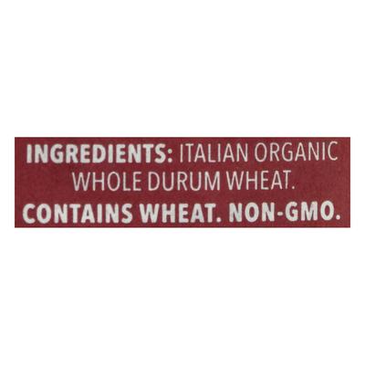 DeLallo Organic Whole Wheat Shells #91