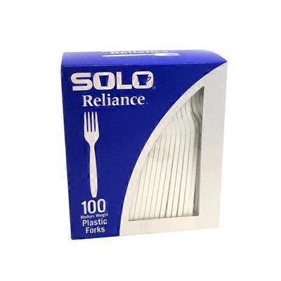 Solo Plastic Forks