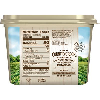 Country Crock Vegetable Oil Spread, Original