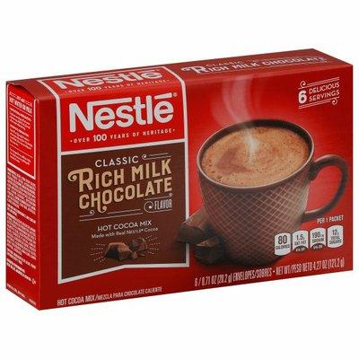Nestle Hot Cocoa NESTLE Rich Milk Chocolate Hot Cocoa Mix