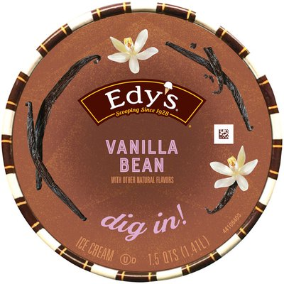 Edy's/Dreyer's Vanilla Bean Ice Cream