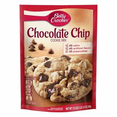 Betty Crocker Cookie Mix, Chocolate Chip
