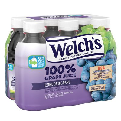 Welch's 100% Grape Juice
