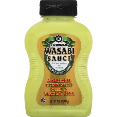 Kikkoman Wasabi Sauce