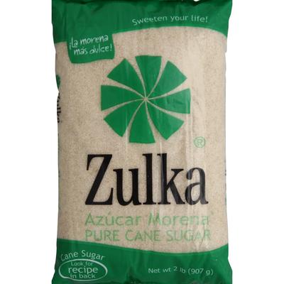 Zulka Sugar, Pure Cane