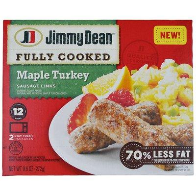 Jimmy Dean Turkey Sausage Links