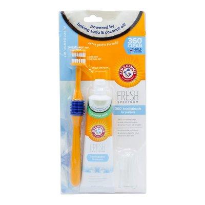 Arm & Hammer Puppy Toothbrush Kit