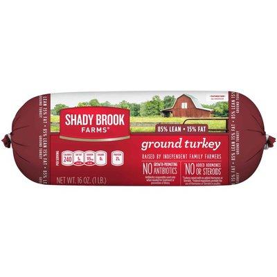 Shady Brook Farms 85% Lean / 15% Fat Ground Turkey Roll