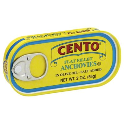 Cento Anchovies, Flat Fillet
