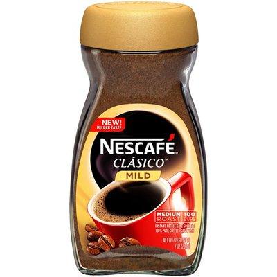 Nescafe Clasico Mild Medium Roast Instant Coffee