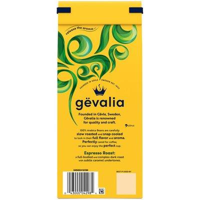 Gevalia Espresso Roast Dark Roast Ground Coffee