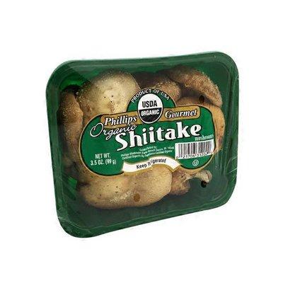 Phillips Gourmet Organic Shiitake Mushrooms