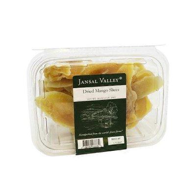 Jansal Valley Dried Mango Slices