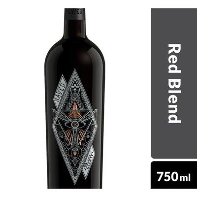 Saved Red Wine