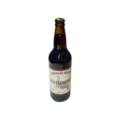Anderson Valley Brewing Company Brown Old Fashioned Beer