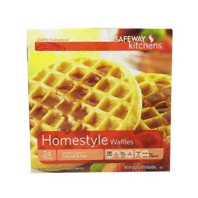 Signature Kitchens Homestyle Waffles