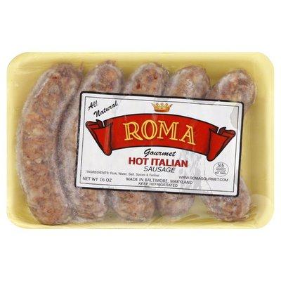 Roma Hot Italian Sausage