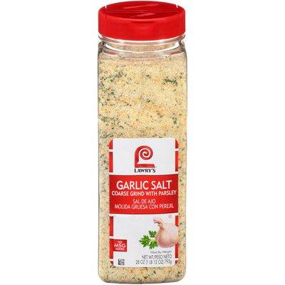 Lawry's® Coarse Grind Garlic Salt with Parsley