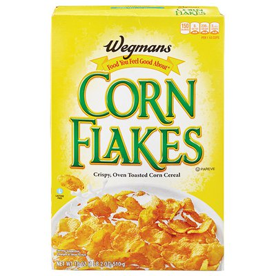 Wegmans Cereal, Corn Flakes
