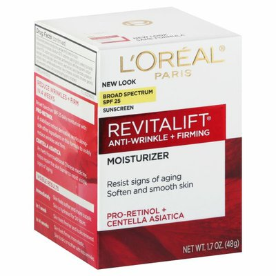 L'Oreal Anti-Wrinkle + Firming Day Moisturizer SPF 25