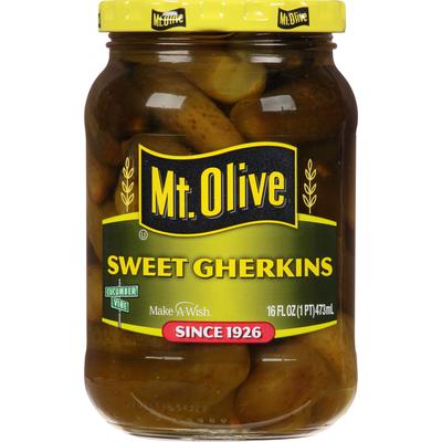 Mt. Olive Sweet Gherkins Pickles