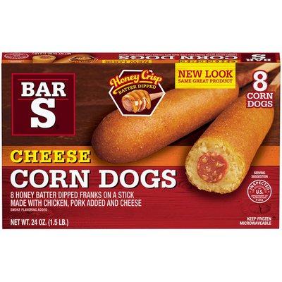 Bar-S Cheese Corn Dogs