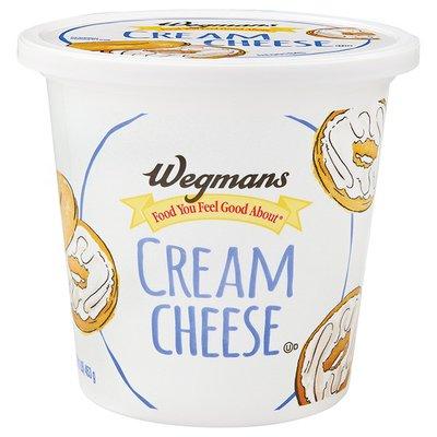 Wegmans Food You Feel Good About Original Cream Cheese