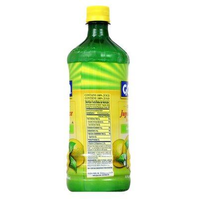 Goya Tropical Lemon Juice