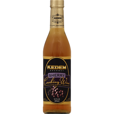 Kedem Cooking Wine, Sherry