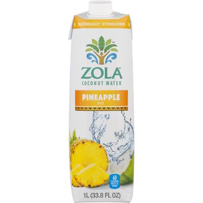 Zola Coconut Water Pineapple