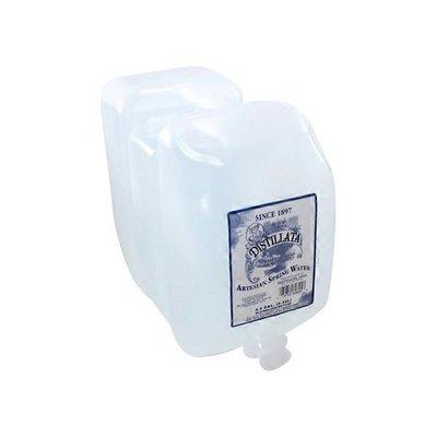 Distillata Artesian Spring Water