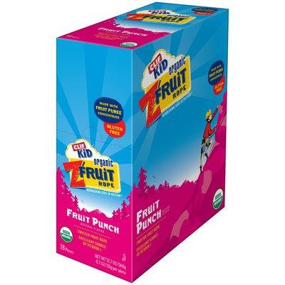 CLIF Kid Fruit Punch ZFruit