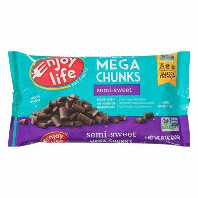 Enjoy Life Foods Gluten Free, Allergy Friendly Semi-Sweet Chocolate Mega Chunks