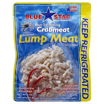 Blue Star Lump Crabmeat