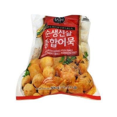 Choripdong Assorted Fried Fish Ball