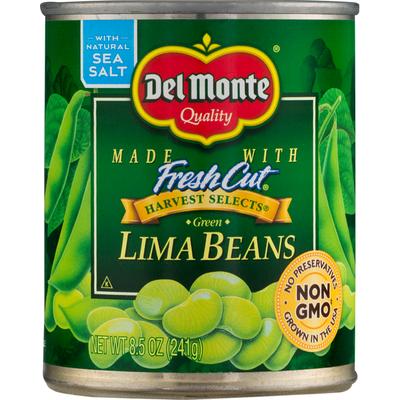 Del Monte Lima Beans, Green