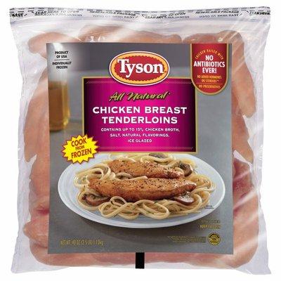 Tyson Chicken Breast Tenderloins