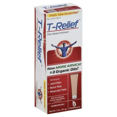 T Relief Pain Relief Ointment