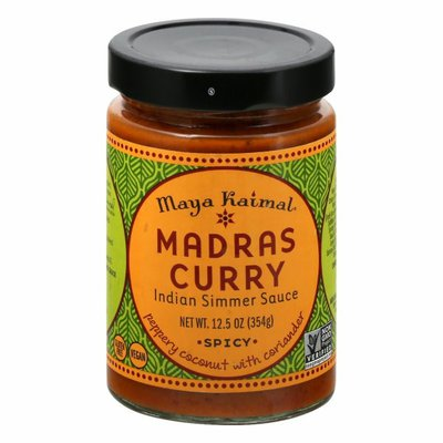 Maya Kaimal Curry, Madras, Medium