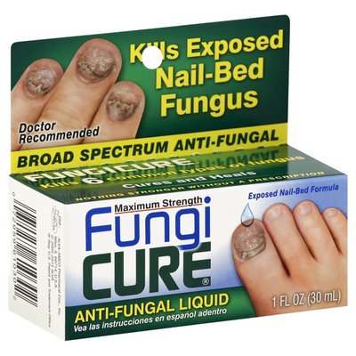 FungiCure Anti-Fungal Liquid, Maximum Strength