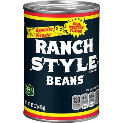 Ranch Style Beans Black Label Beans